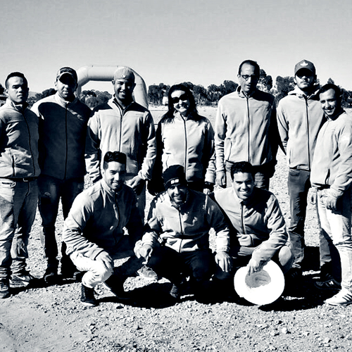 L'équipe Team Building Maroc