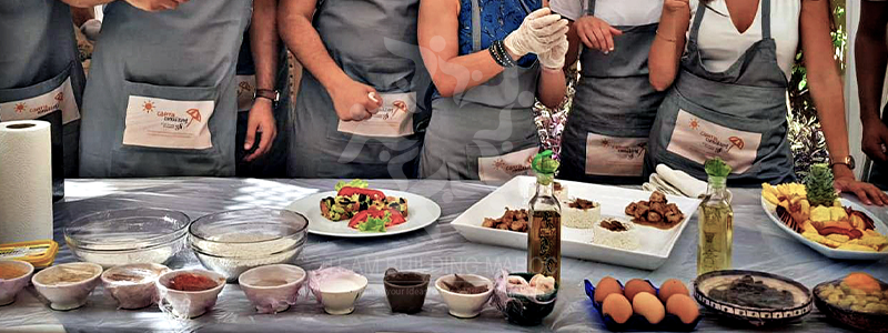 LE TEAM BUILDING MASTER CHEF <BR> GROUPE CAPITAL CONSULTING