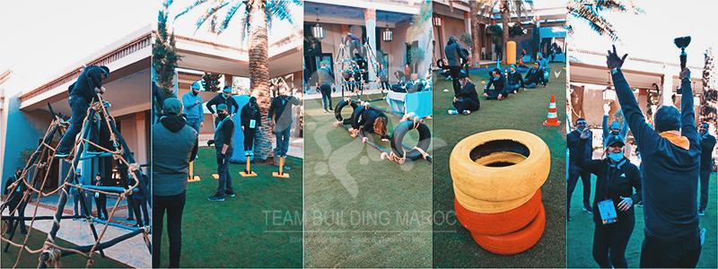 Le Team Building Ludico-Sportif <br> GROUPE COSUMAR